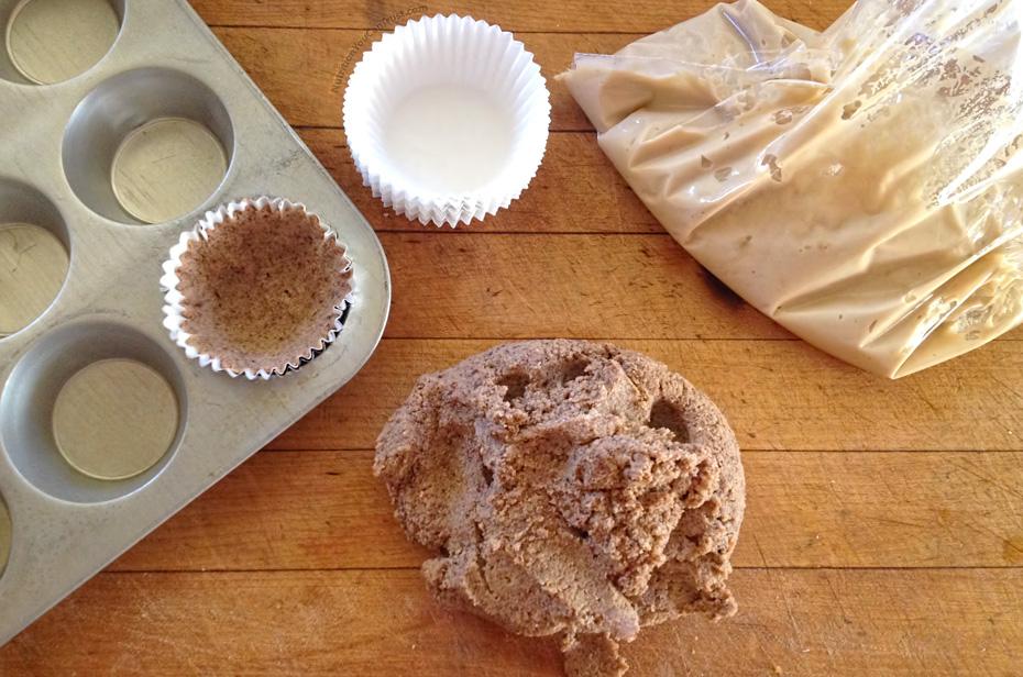 Healthy Strawberry Cheesecake Cupcakes Recipe