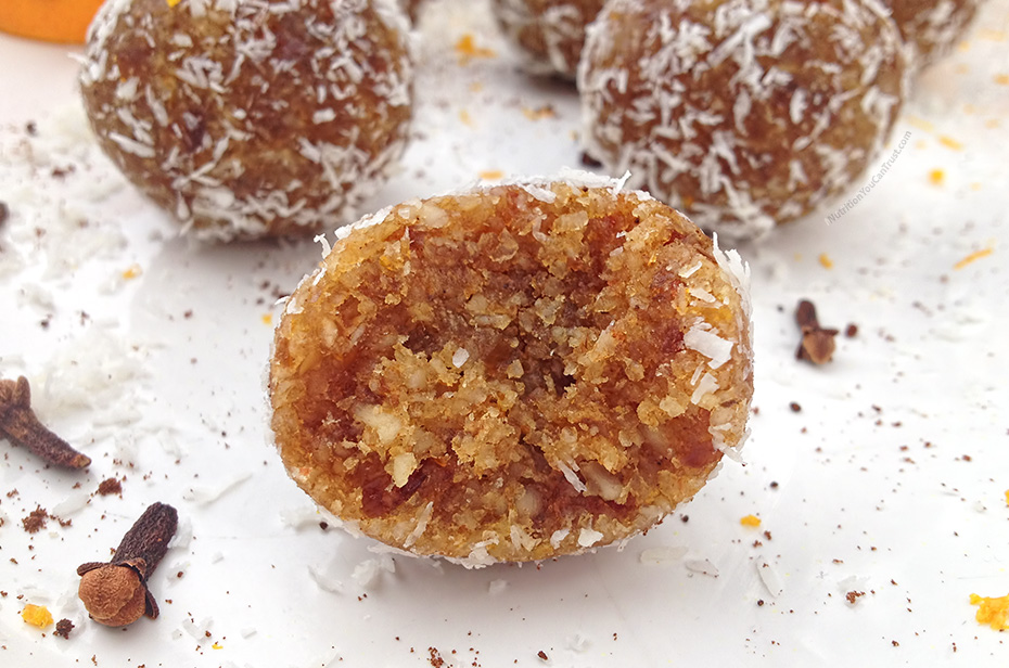 Orange & Clove Pomander Cookies - Bite