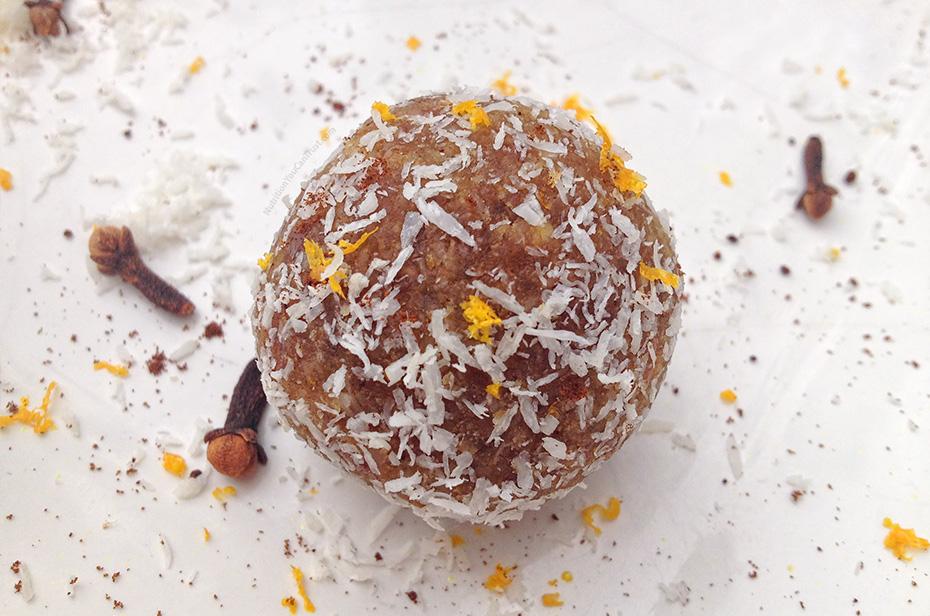 Orange & Clove Pomander Cookies